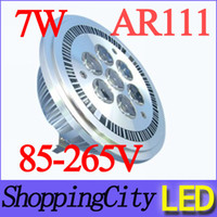 Wholesale AR111 LED ceiling down light W W W W V G53 E27 GU10 Warm white led down light