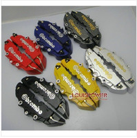 Wholesale New Model D Brembo Style Disc Brake Caliper Cover Small Size