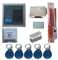 Wholesale Single Door RFID Card Access Control System Kits for Glass Door
