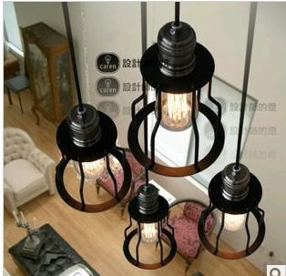 vintage traditional cm american country loft iron style ceiling, Lighting ideas