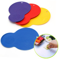 Wholesale kitchen cutting board chopping block fruit plate