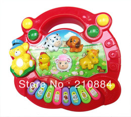Wholesale Best selling Electrical Piano Musical Toys For Girls Music Piano Keyboard Instruments For Children