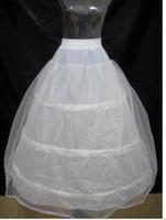 Wholesale p5 three Hoop Wedding Bridal Dress Petticoat Crinoline Wedding Accessories