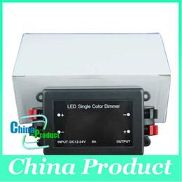 Wholesale Best Price RF LED Single Color Dimmer Brightness Controller Wireless Remote DC12V