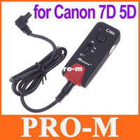 Wholesale Aputure Wire Wireless IR Remote Camera Shutter Cord Control for Canon D D Mark II Drop Shipping