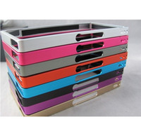 Wholesale Aluminum Alloy Metal Frame Bumper Case Cover Shell for Sony Xperia Z C6603 L36h L36i Detail Pack