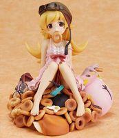 bakemonogatari shinobu oshino - New Japan Anime Bakemonogatari Vampire Girl Oshino Shinobu with Donuts