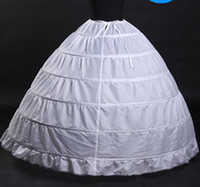 Wedding big petticoat - p12 hoop Wedding Bridal Dress super big Petticoat Crinoline Wedding Accessories