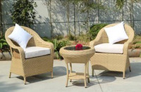 Wholesale garden rattan wicker outdoor furniture