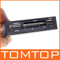 Wholesale 8pcs inch All in Internal Desktop PC Memory Card Reader C538B