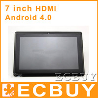 Wholesale Q8 Q88 Inch Android Camera With HDMI Actions ATM Tablet PC Capacitive Screen