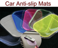 PU anti skid pads - Car Anti Slip Mat PU Magic Sticky Pad Non slip Mat Anti Skid Pad for Phone PDA GPS Tablet