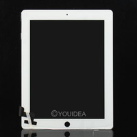 Wholesale WHITE Replacement Touch Screen Digitizer LCD TFT Display st Gen Black Free Tools key