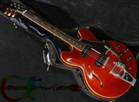 Hollow Body bigsby - NEW Custom Shop guitar jazz Electric Guitar with Bigsby p90 electric guitar for sale