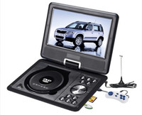 Wholesale quot TFT LCD portable DVD player with TV MP3 MP4 USB SD card function