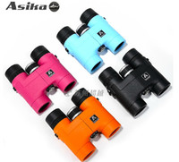Wholesale Asika C1 high resolution LLL night vision binoculars telescopes color optional