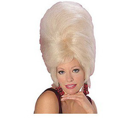 Wholesale Beehive Bee Hive Costume Women Wig Disco Halloween Costume Party cosplay Xmas