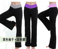 Wholesale Chromophous yoga trousers dance fitness yoga pants plus custom made yoga pant size