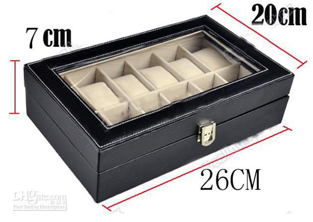 10 boxes of watches fashion high end pu leather watch display case 10 boxes of watches fashion high end pu leather watch display case storage box watch box best watch boxes case watch from sincere 26 24 dhgate com