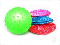 Wholesale Massage ball baby children toy toys world beach ball Inflatable balls