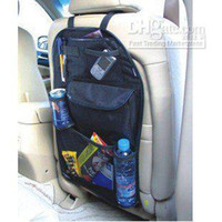 Wholesale Car multi Pocket Storage Organizer Arrangement Bag of Back seat of chair