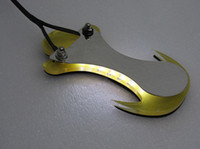 Wholesale Anchor style NEW PRO LED LIGHT UP TATTOO POWER SUPPLY FOOT PEDAL SWITCH CONTROL