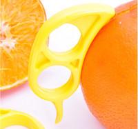 orange peeler - New Opener Orange Peeler Slicer Cutter Plastic Easy