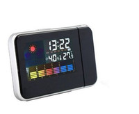 Cheap LCD Projection clock Best LCD Thermometer