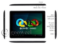 Wholesale 9 inch android dual camera tablet pc Aoson M11 IPS Capacitive RK3066 Ghz Dual Core