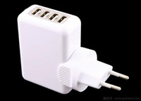 Wholesale AAA Quality USB Charger with USB Ports Out Put V A