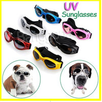 Wholesale HOT Doggles Dogs UV Sunglasses Fashion Pet Eye wear Protection Vet recommended New