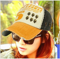 Wholesale Promotion Newest Snapback Hat Vintage Cool Baseball Caps With Skull For Men And Women DG