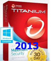 Wholesale Trend Micro Titanium Maxmium Security yar pc