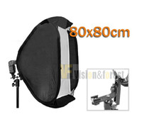 Wholesale 31 quot cm Portable Softbox Large External Flash Softbox with Carrying Bag