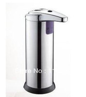 Wholesale stainless steel Automatic Sensor Cream Sanitizer amp Soap Dispenser Infrared Handfree Touchless Free S