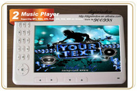Wholesale 2013 Newest E book Reader inch TFT Screen GB GB Multi function ebook reader MP3 FM radio
