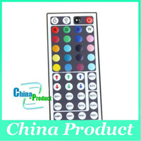 Wholesale LED Key IR Remote Control Receiver Controller V For RGB LED Strip Light