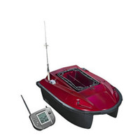 Wholesale Newest GPS RC Bait Boat with Fish Finder Intelligent Remote Control BIG LCD fishfinder