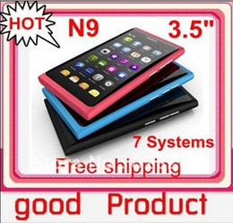 Wholesale New Systems N9 MTK6253 Mobile Phone quot Built in Battery English And Russian Language