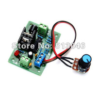 Wholesale Free ship DC V to V A Motor Speed Control PWM Controller NEW