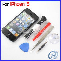 For Apple iPhone iphone repair kit - For Apple iPhone Complete Repair Tool Kit Precision Magnetic Screwdriver with Retail Package