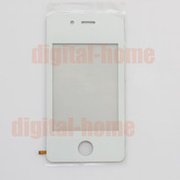 Touch Screen   New Touch Screen Digitizer Glass Replacement for PX 4GS Cell phone White