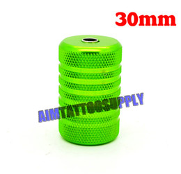 Wholesale Aluminium Tattoo Grip mm green