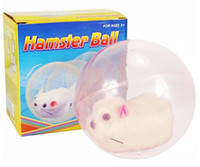 Wholesale Hot hamster ball Electronic Pet Toys Novelty games baby Toys