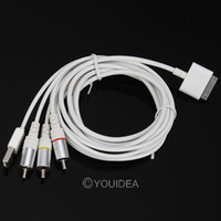 Wholesale 1pcs TV RCA Video Composite AV Cable USB GS Touch