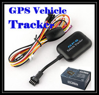 personal security - Mini Portable GSM GPRS GPS Vehicle Tracker safe guard for personal car pet