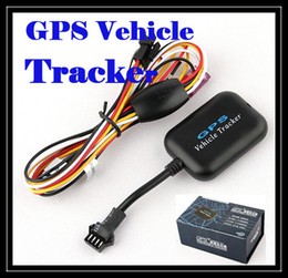 Wholesale Mini Portable GSM GPRS GPS Vehicle Tracker safe guard for personal car pet