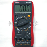 Wholesale New UA9205N Digital Multimeter Full protection circuit