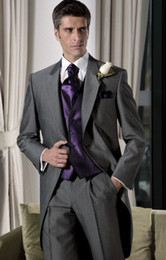 Wholesale High quality Groom Tuxedos Best man Suit Wedding Groomsman Men Suits ab