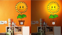 Wholesale DIY Paper Wall Lamp Cartoon Atmosphere night Light Novelty Wallpaper Lamp dog pig sunflower